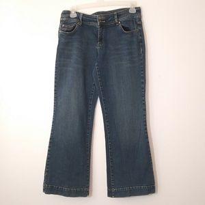 Boston Proper flared jeans. Sz. 12